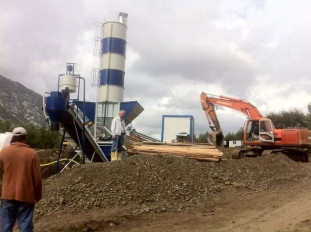baraj yapan firmalar istanbul